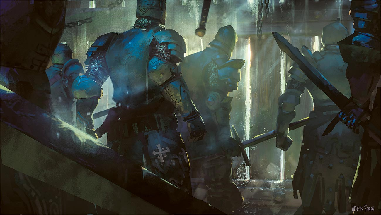 """© Artur Sadłos / Platige Image 