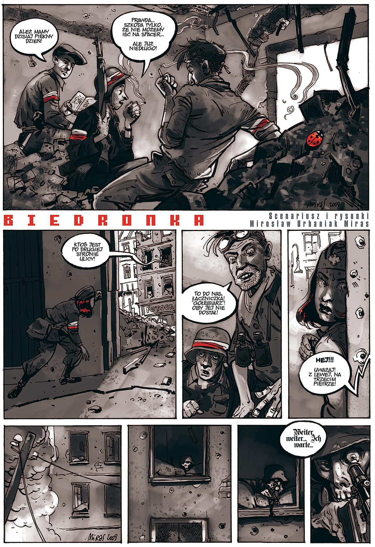 """© Mirosław Urbaniak 